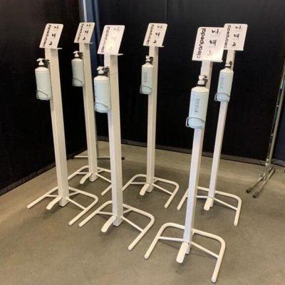 handgel dispenser